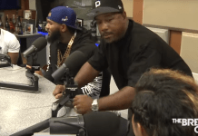 The Game , The Game Breakfast club interview 2016