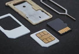 Change sim card slot