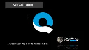 quik go pro editor android