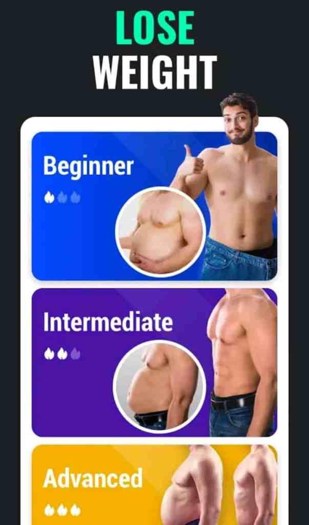 Best fitness app for men