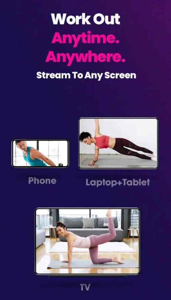 Fiton- Best fitness app