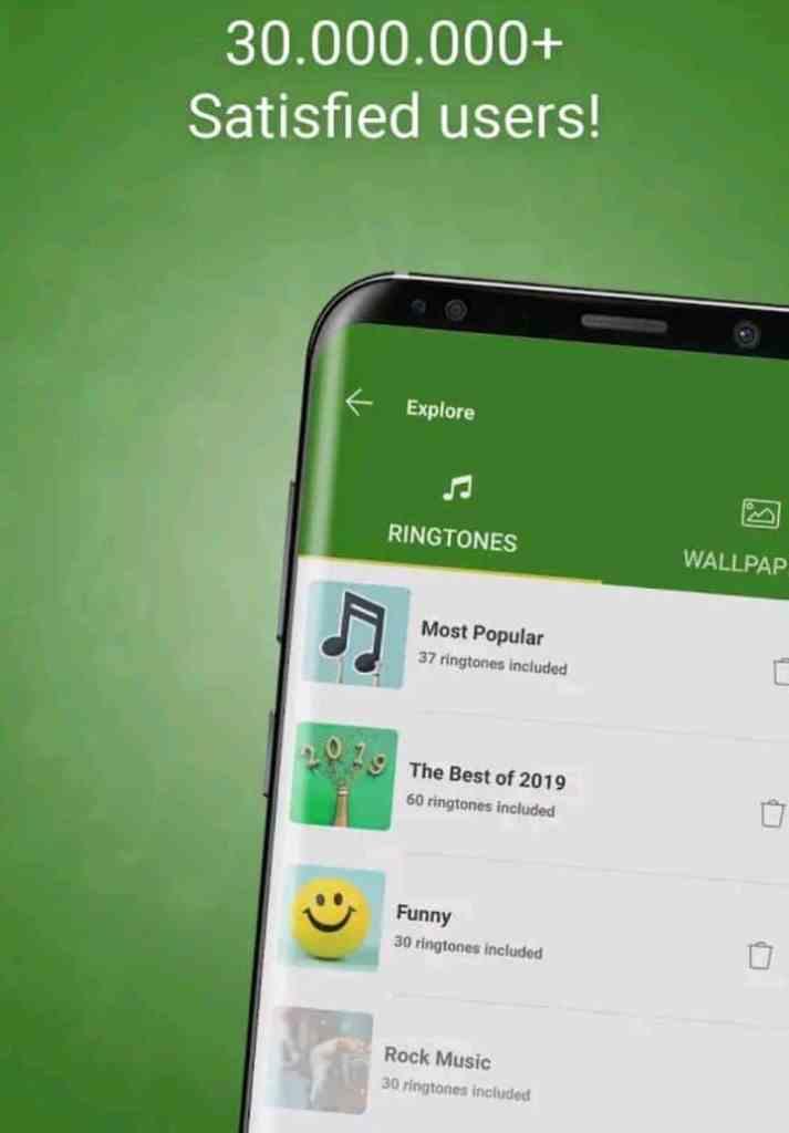 Cool ringtone app