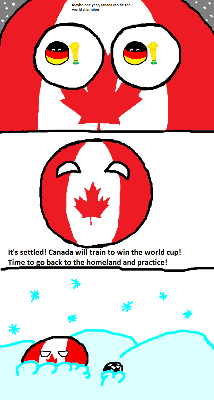 Countryball Unhealthy Life Choices Worldball