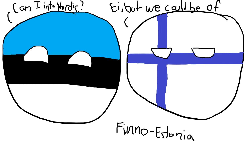 Estoniaball Country Balls
