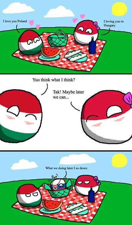 Work Polandball Omg That S So Much Of Hungary And The