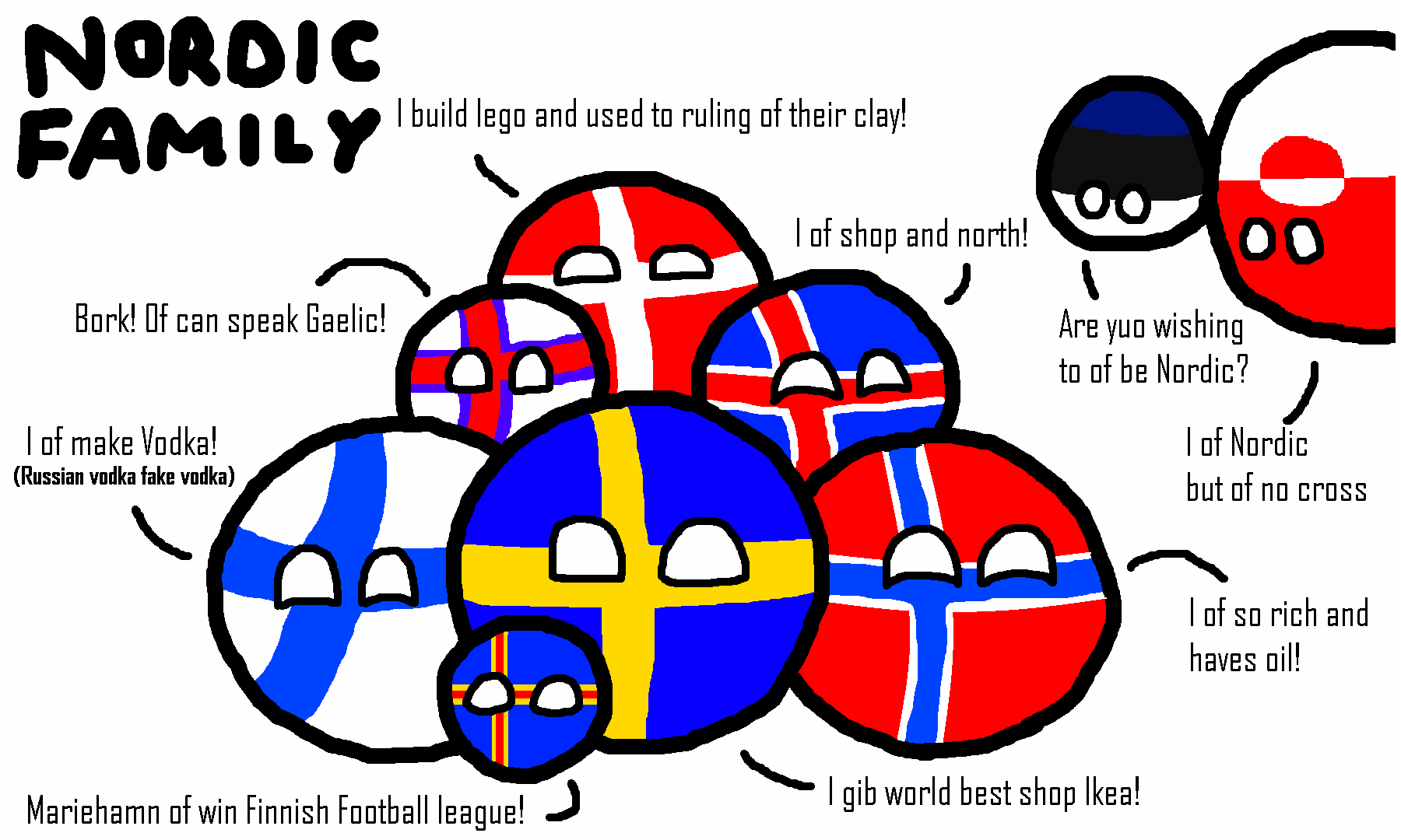 Swedenball Country Balls Page 4