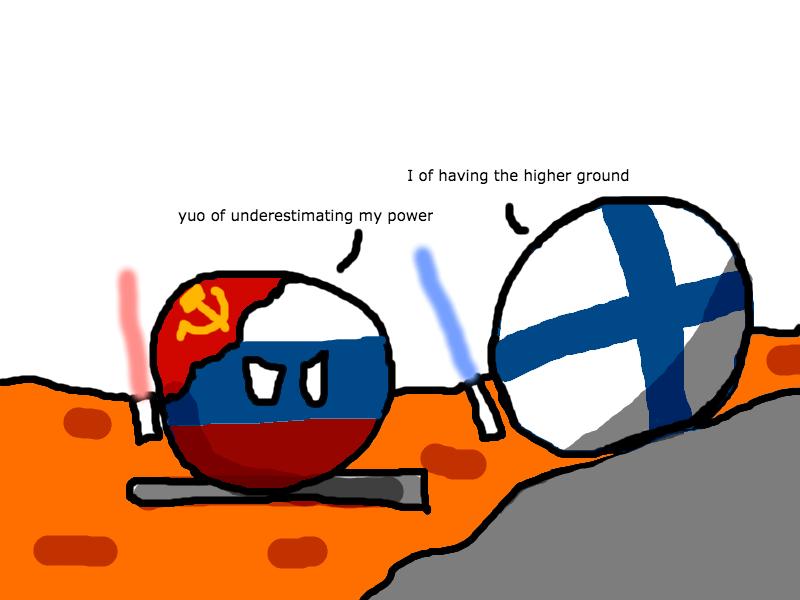 Soviet Union Polandball Amino