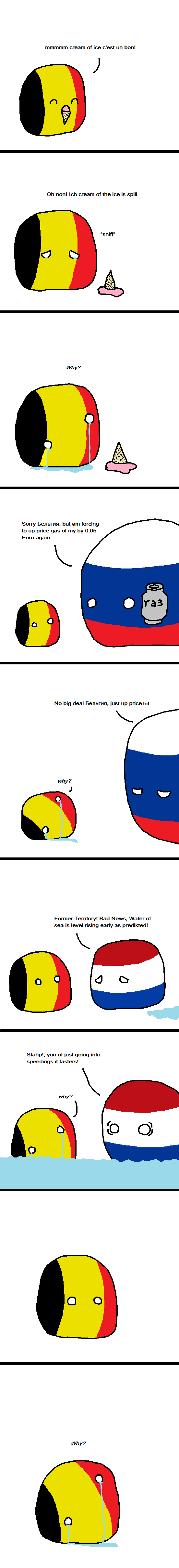 Quarterfinals 2018 Fifa World Cup Russia Illustrated By Polandball