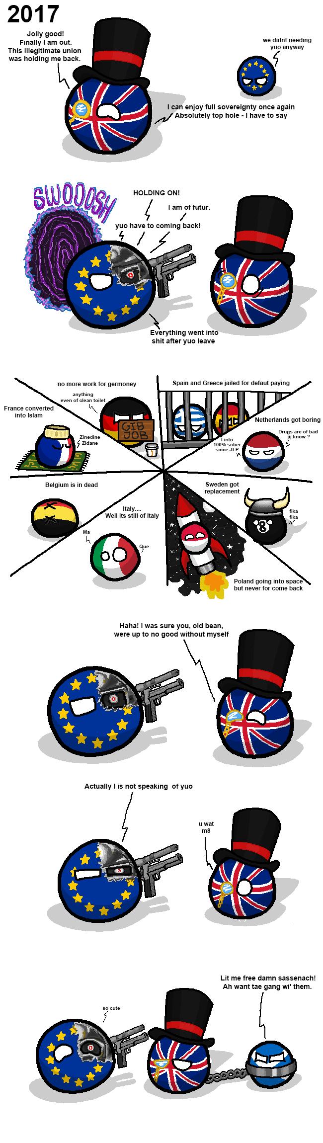 Polandball The British Family By Duke Nidhoggr On Deviantart
