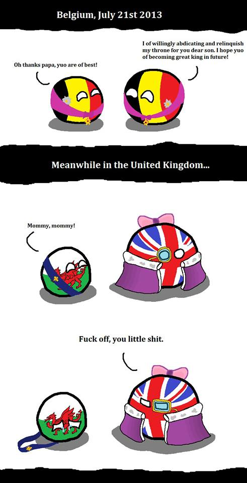 A Stark Contrast Part 2 Britain And Its Children Polandball