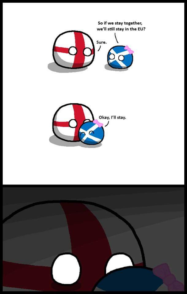 Polandball Comic Why England And France Fight By Pig123456789 On