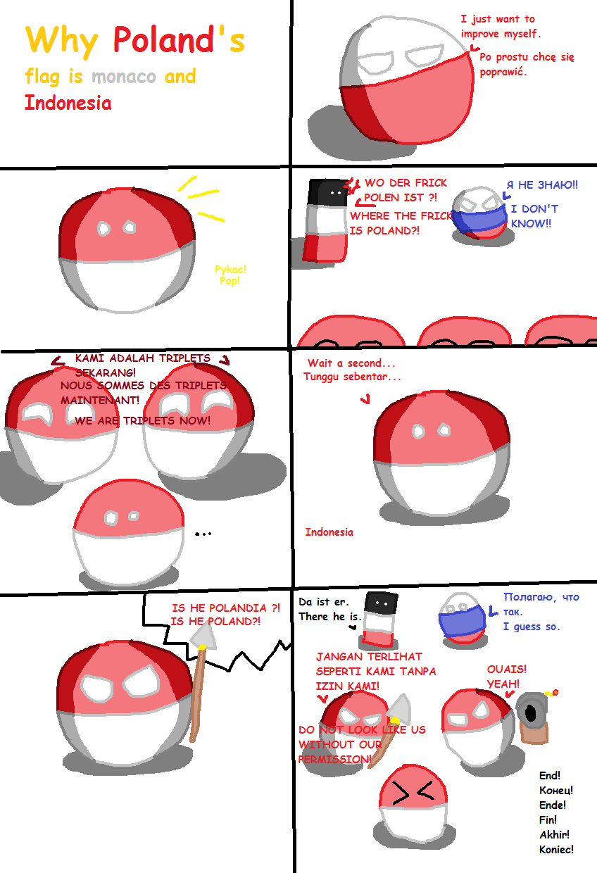 We Should All Be More Like Japan Polandball