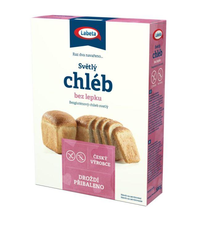 Labeta Světlý chléb bez lepku 500 g
