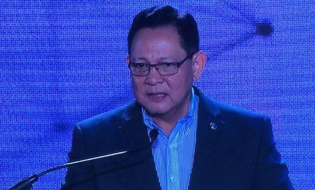 Raul Lambino, administrator and CEO of CEZA
