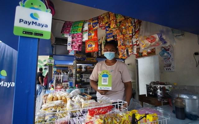 PayMaya-Manila Divisoria Cashless Stalls