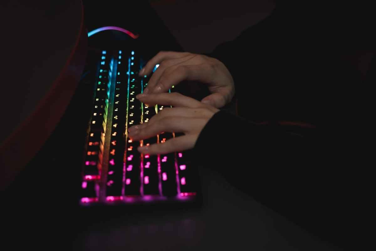 Hacker Cybersecurity Cybersecurity