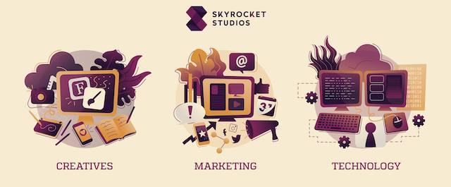 Skyrocket Studios MoEngage