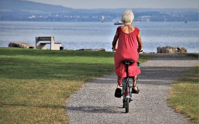 Retirement Senior Elderly Lady