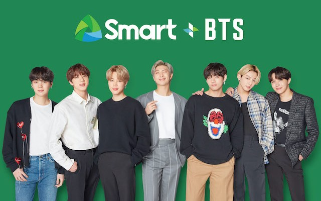 Smart x BTS