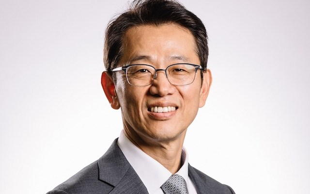 Sangho Jo as president and CEO of Southeast Asia and Oceania.