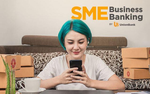 UnionBank SME Business Banking