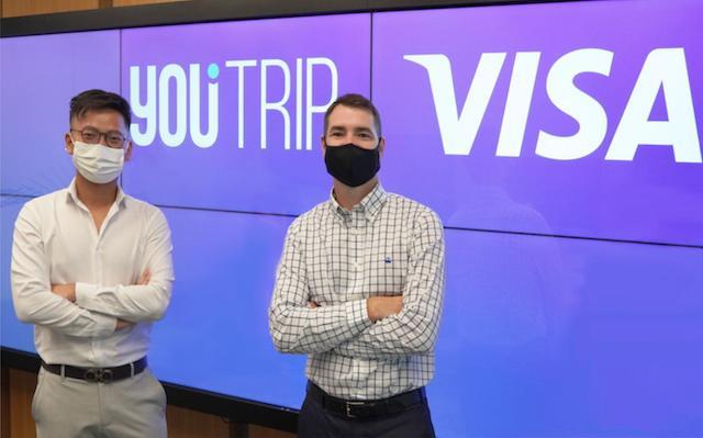 Visa YouTrip Fintech