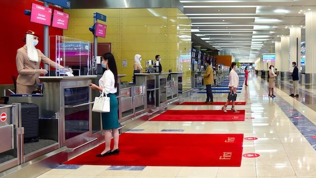 Emirates' IATA Travel Pass