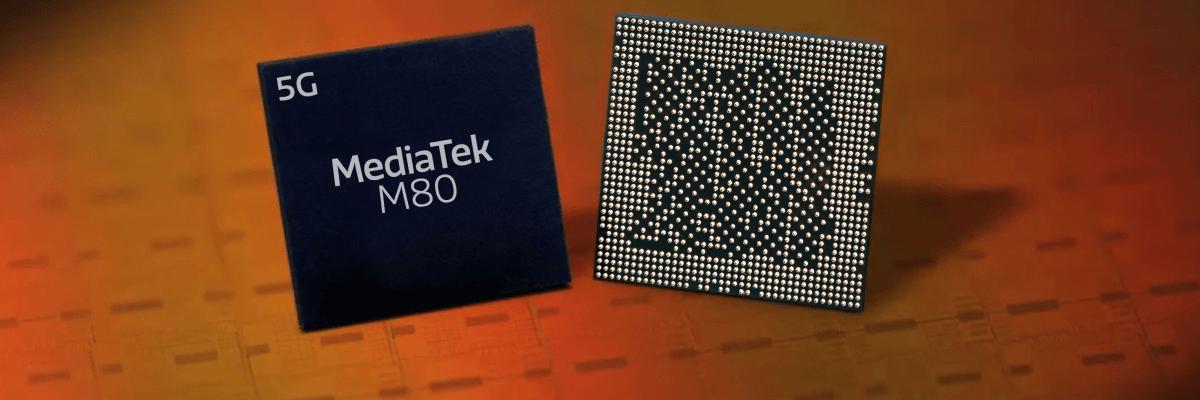 MediaTek M80 5G Chip