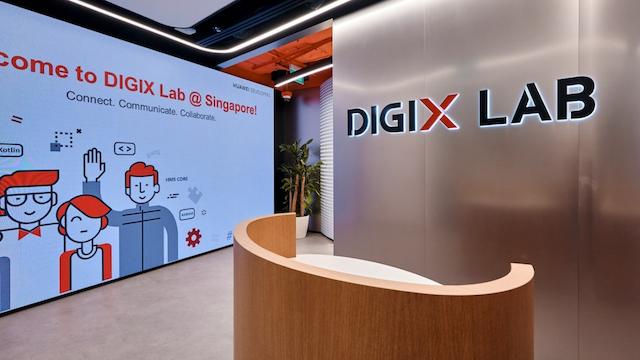 Huawei DigiX Lab Singapore