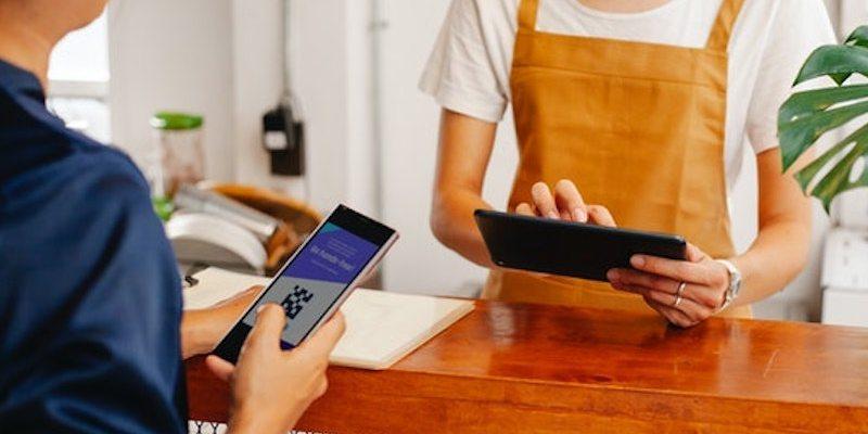 QR Payment Tim Douglas Pexels