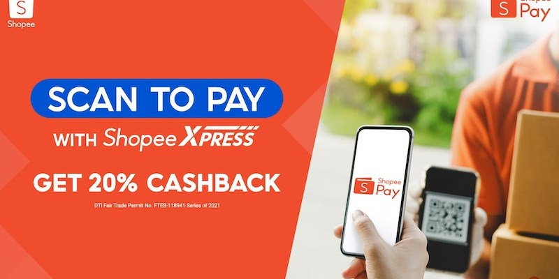 Shopee Pay Scan-to-Pay COD