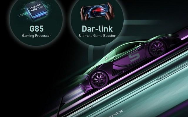 Infinix HOT 10S Dar-link