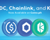 Coins.ph USDC Chainlink KNC Cryptocurrency
