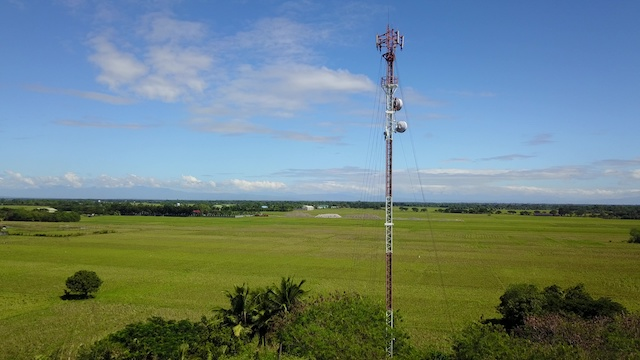 Globe Cell Site