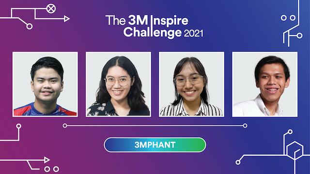 3M Inspire Challenge_Team Announcement