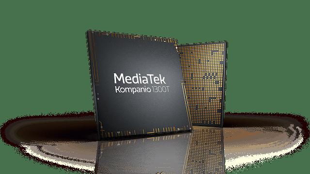 MediaTek introduces Kompanio 1300T platform for tablets - Backend News
