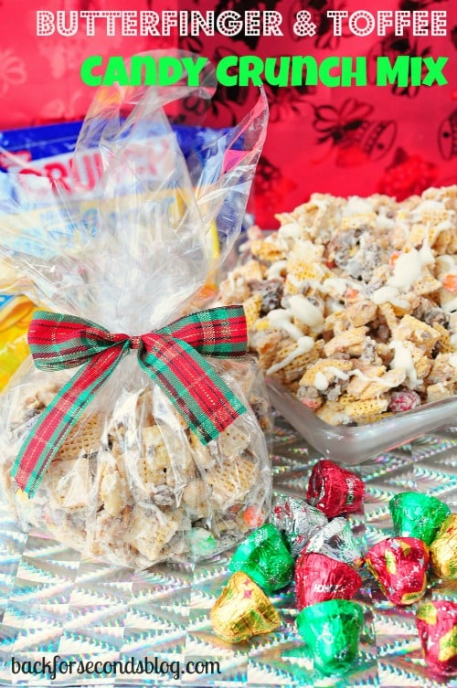 Butterfinger Toffee Candy Crunch Mix
