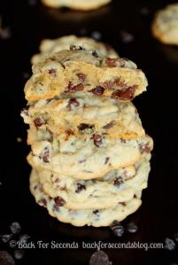 How to Make Soft, Thick, Chewy Chocolate Chip Cookies