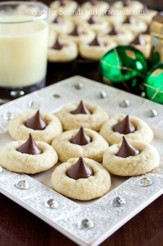 Easy Eggnog Cookies for Christmas