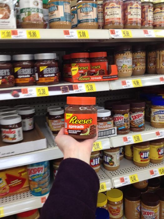 Where to buy Reese's Spreads