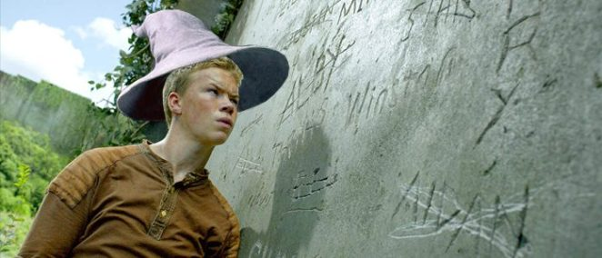 Will Poulter Lord of the Rings