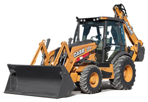Image result for case backhoe
