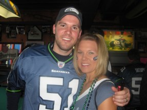 Dr. Justin Schallmann and his Wife