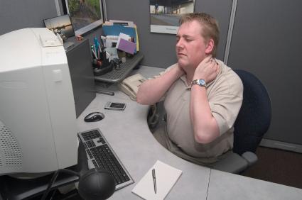 Poor Posture Relief Treatment Redmond WA Ergonomics
