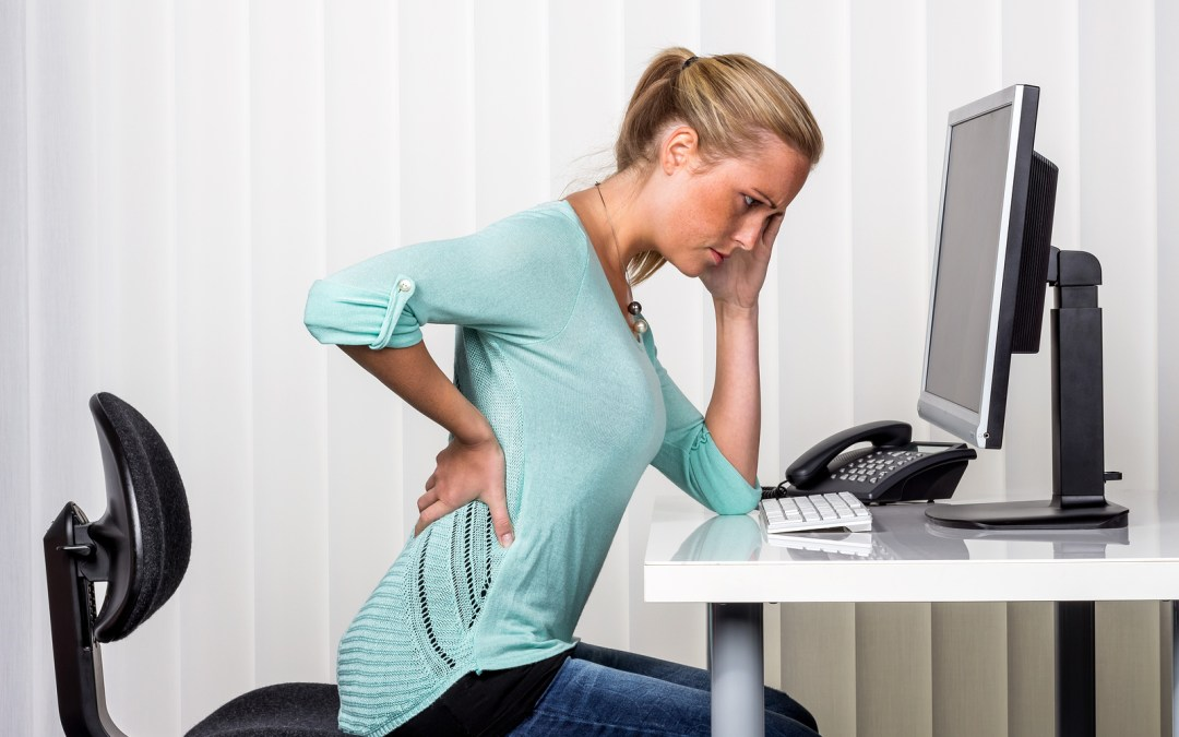 Back Pain Due to Working Conditions in Redmond, Washington