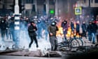 Dutch leaders condemn 'criminal' clashes at anti-lockdown protests