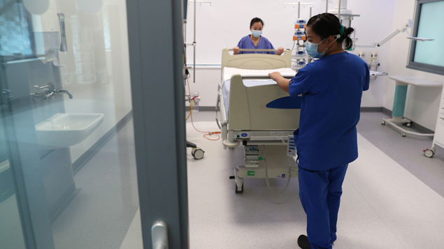 Four in 10 intensive care staff experiencing PTSD