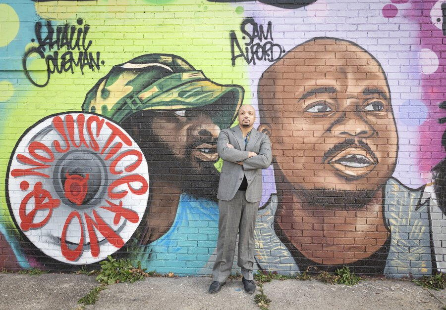 Samuel Alford: Black Activism's Curator & Poet