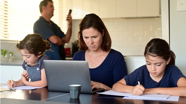 Furlough can now be used to help homeschooling parents – HMRC