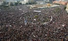 'I will never give up': Egypt's exiles still dream of democracy